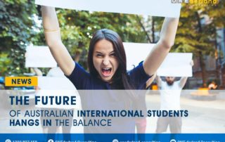The Future of Australian International Students Hangs in the Balance