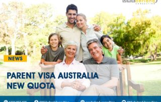 Maximum Amount of Family and Parent Visa Grants Announced for 20202021