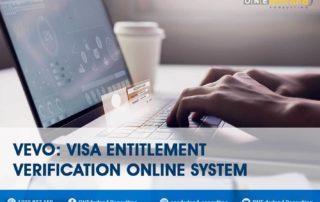 VEVO Visa Entitlement Verification Online System